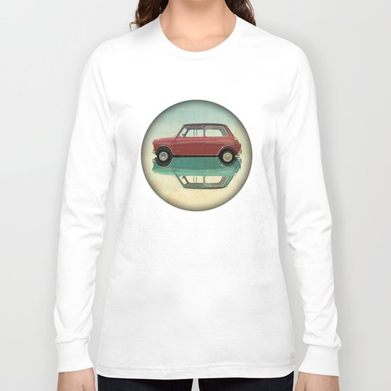 dear mini  Long Sleeve T-shirt