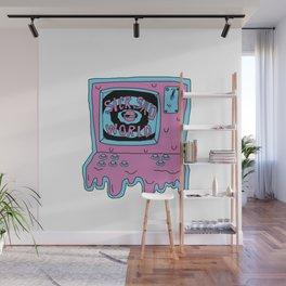 sicksadworld karaoke Wall Mural