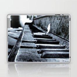 Forgotten Piano Laptop & iPad Skin