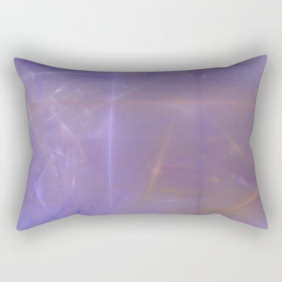 Clear Up Rectangular Pillow