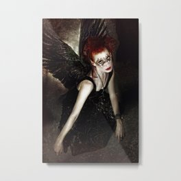 Of a Shadowed Realm Metal Print