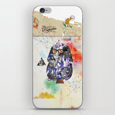 Tuts formation iPhone & iPod Skin