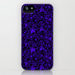 Medieval ornament iPhone Case