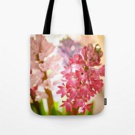 Hyacinth Sunray Tote Bag