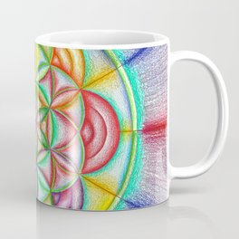 Clues in the Colors - The Rainbow Tribe Collection Coffee Mug