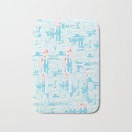 Grid Bath Mat