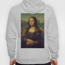 Mona Lisa - Leonardo da Vinci Hoody