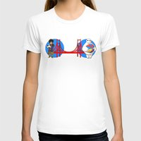big hero 6 T-shirts featuring Big Hero 6 by Willow