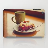 pie iPad Cases featuring Pie by Jo Bekah Photography