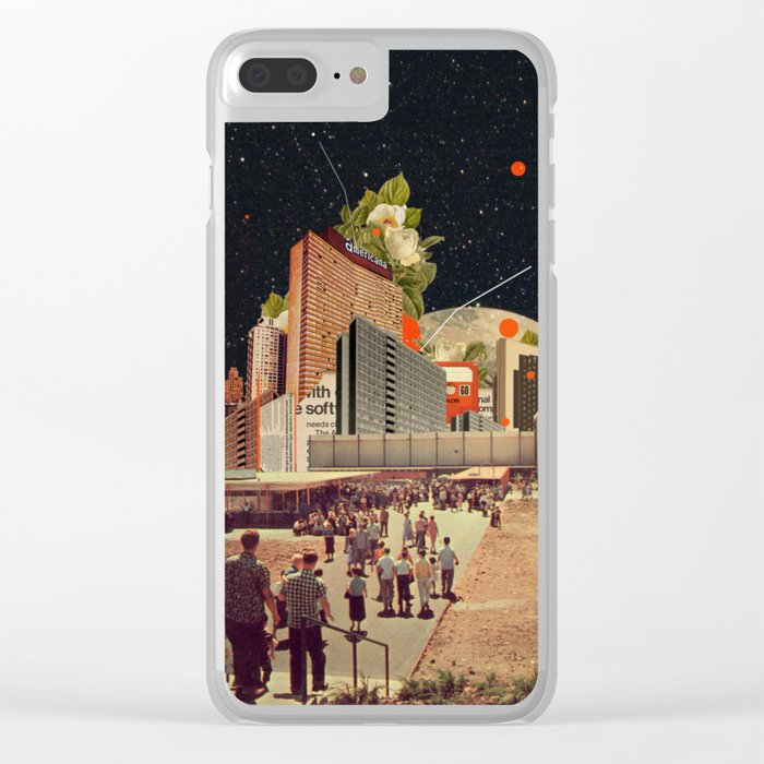 Software Road Clear iPhone Case