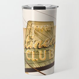 The Continental Club Travel Mug