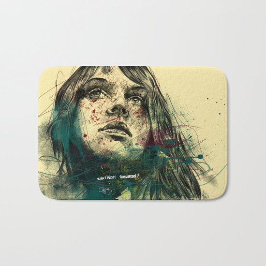 about tommorow Bath Mat