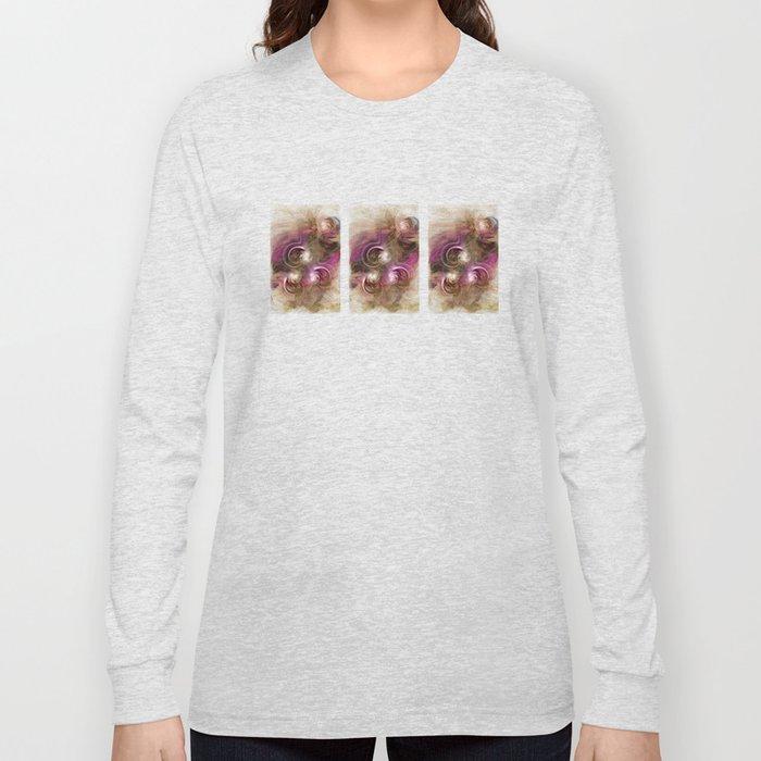 Magic Pearls Long Sleeve T-shirt
