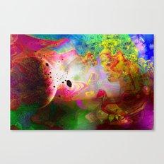 Abstract Art 2014-12-09 Canvas Print