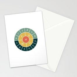 Standard Model Stationery Cards