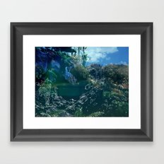 Environment Framed Art Print