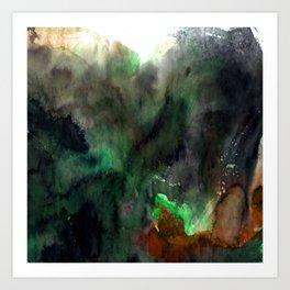 Vellum Bliss No. 7-2D by Kathy Morton Stanion Art Print