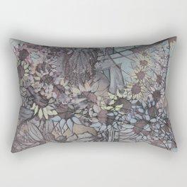 Bouquet Collector Rectangular Pillow