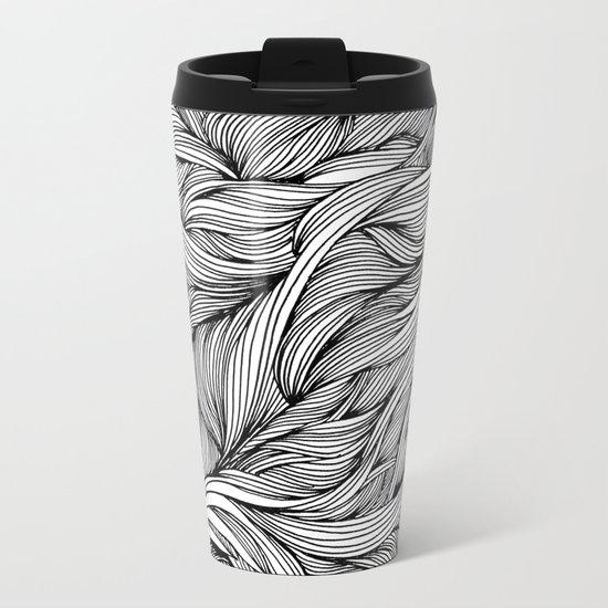 Vibbeoley Metal Travel Mug