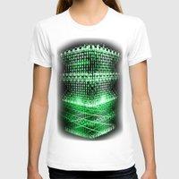 matrix T-shirts featuring Matrix tower by Azimut