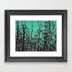 Azur Framed Art Print