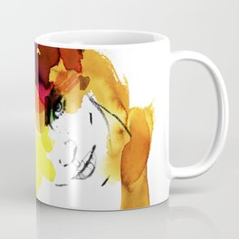 bloomy September Coffee Mug