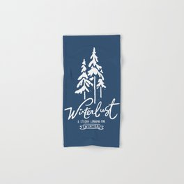 winterlust Hand & Bath Towel