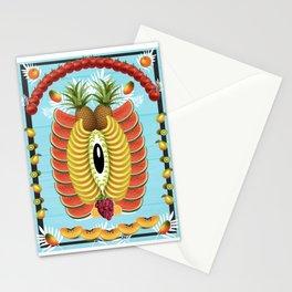 Fruit eye Stationery Cards