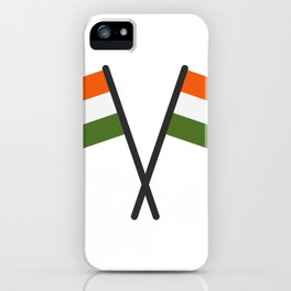 india flag iPhone Case