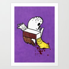 Lifes Art Print