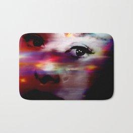 Burning Eyes 01 Bath Mat