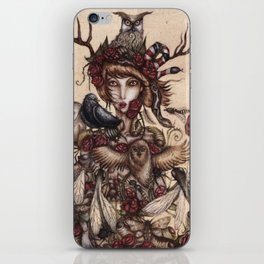 Wild Soul iPhone Skin