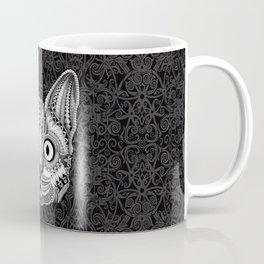 Egypt cat aztec pattern Coffee Mug