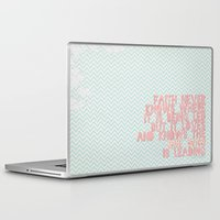faith Laptop & iPad Skins featuring Faith by The ArdentSparrow