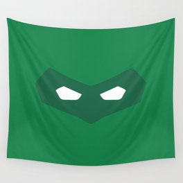 Green Lantern superhero Wall Tapestry