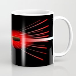 Red Hot Bullet Coffee Mug