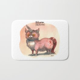 Felis Licornus Bath Mat