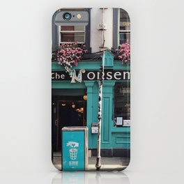 Classic Bar iPhone Case