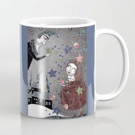 Snow Stars Fine, Snow Stars Mine Coffee Mug