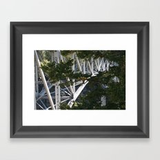 Tressel Framed Art Print