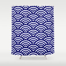 Circle B Shower Curtain