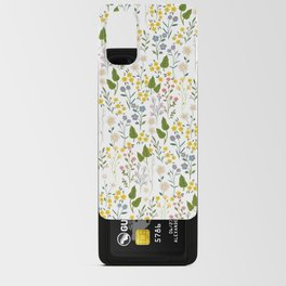 Forget-Me-Not Android Card Case