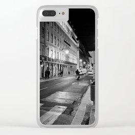 lisboa - arco Clear iPhone Case