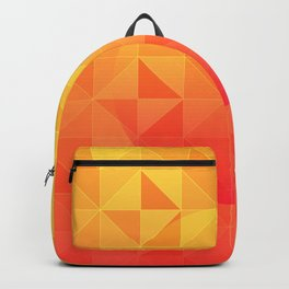burning colors Backpack