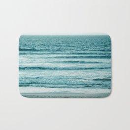 Ocean Ripples Bath Mat