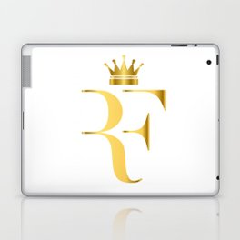 Roger Federer The King of Tennis Laptop & iPad Skin