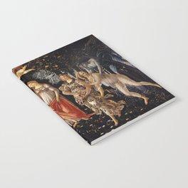 Primavera, Botticelli Notebook