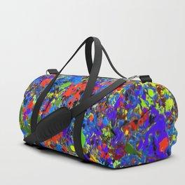 Abstract #738 Duffle Bag