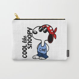 Snoopy Cool Carry-All Pouch