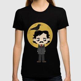 Cute Edgar Allan Poe T-shirt